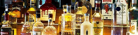 Alcohol Section Header
