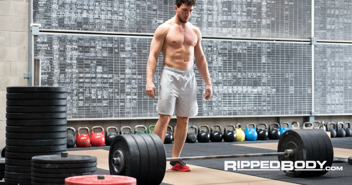 Three Day Split RPT Routine | RippedBody com